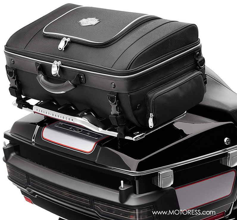 Luggage Rack Bag - MOTORESS