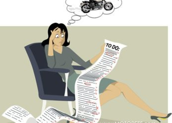 "No Time to Ride? Tips to Making More Motorcycling ""Me Time"""