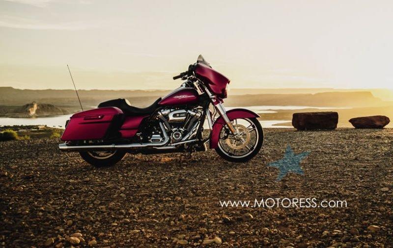 Harley-Davidson 2017 Motorcycles - MOTORESS