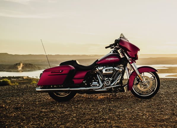 Harley-Davidson Motorcycles For 2017- MOTORESS