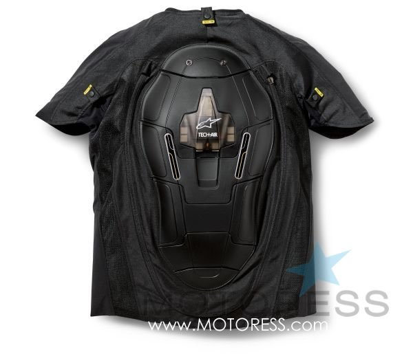 BMW Motorrad Street Air Motorcycle Airbag Jacket
