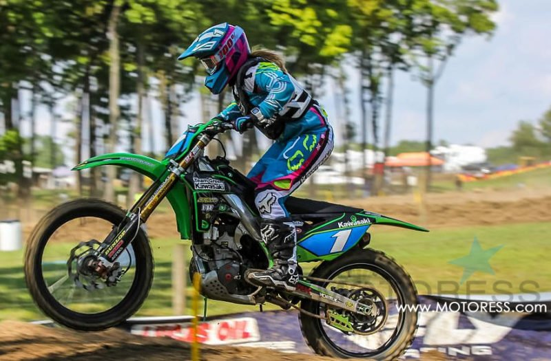 Kylie Fasnacht Wins Iron Man WMX - MOTORESS