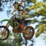 Kylie Fasnacht Rolls On At Baja Women's Motocross National