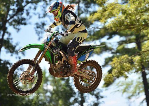 Kylie Fasnacht Rolls On At Baja Women's Motocross National