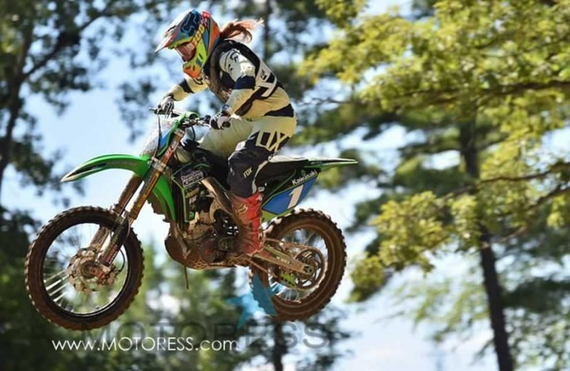 Kylie Fasnacht Takes Baja WMX National