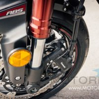 Kawasaki Z1000 ABS High Performing Braking