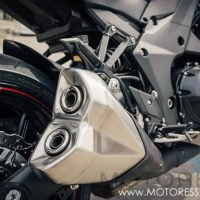 Kawasaki Z1000 ABS Exhausts