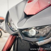 Kawasaki Z1000 ABS LED Headlamps