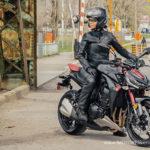 Kawasaki Z1000 ABS Streetfighter Raw Sport Riding Fun
