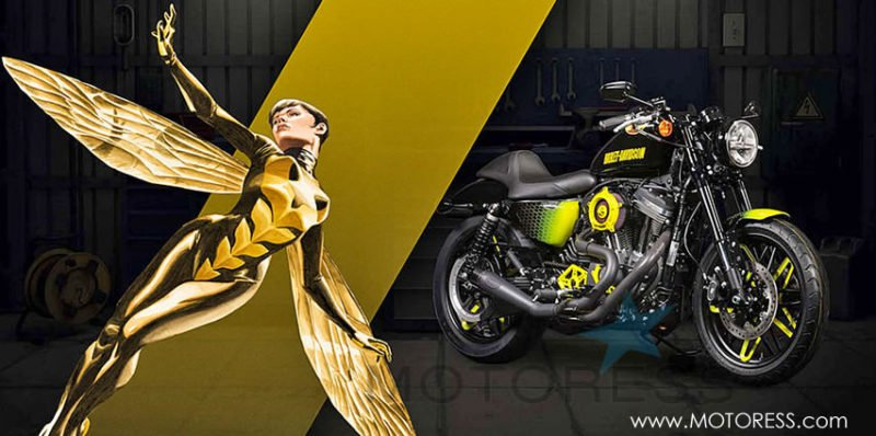 Marvel Harley-Davidson Custom Motorcycles - MOTORESS