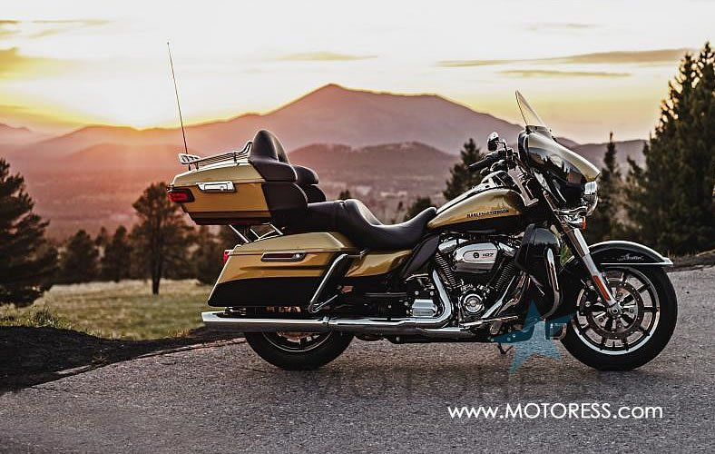 Harley-Davidson Milwaukee-Eight | MOTORESS