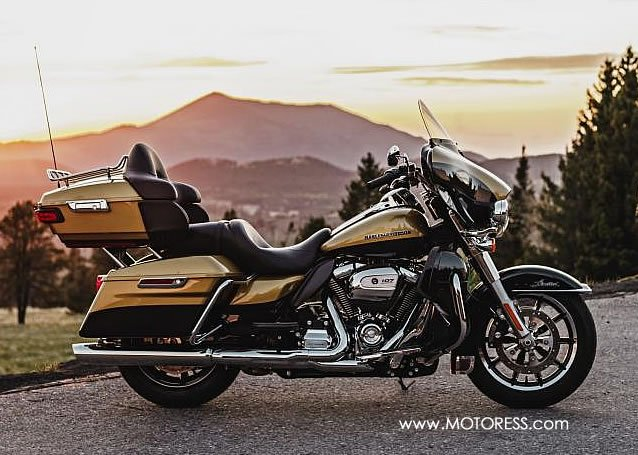 Newest Big Twin Harley-Davidson Milwaukee-Eight Delivers More