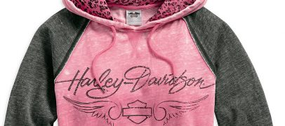 Harley-Davidson Commitment to Breast Cancer Survivors Via Pink Label
