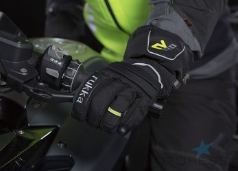 Rukka Thermo Motorcycle Glove Harros GTX Warmth And Grip