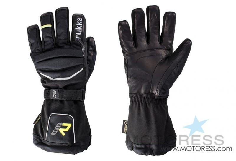 Rukka Thermo Motorcycle Glove Harros GTX on MOTORESS.com