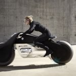 BMW Motorrad VISION NEXT 100 Stands for The Ultimate Riding Experience