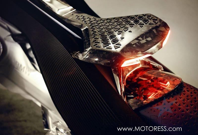 BMW Motorrad VISION NEXT 100 - MOTORESS.com