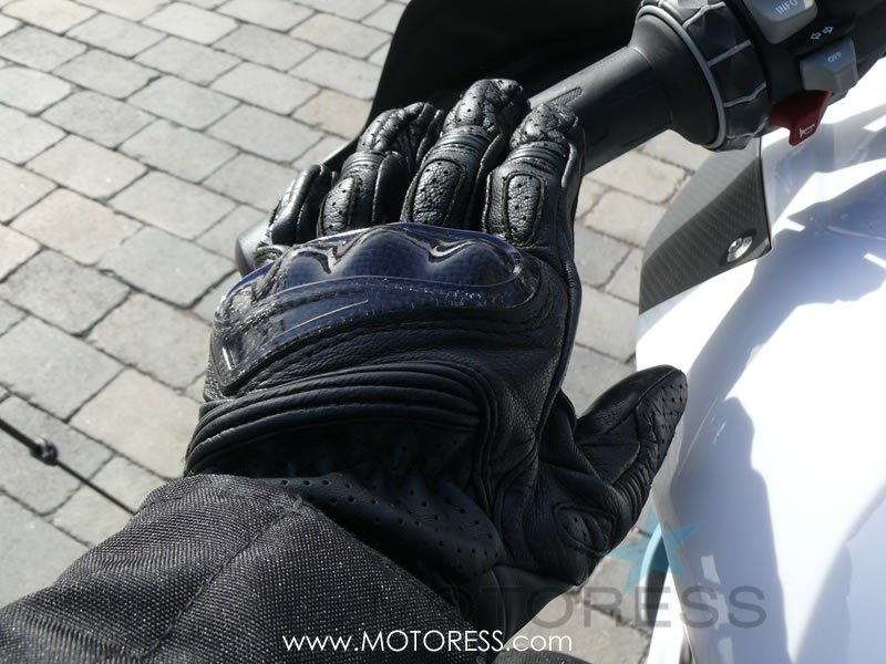 REV'IT! Women's Chevron 2 Motorcycle Gloves - MOTORESS