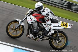 Race Report – New Personal Best for Britain's Woman Racer Lara Small At Donington