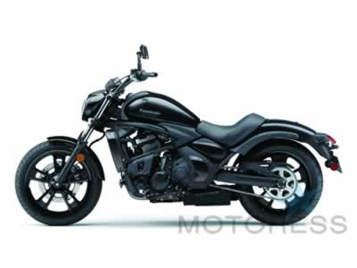 2017 Kawasaki Vulcan S on MOTORESS
