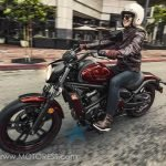 2017 Kawasaki Vulcan S Returns With Cruiser Good Looks and Ergo Fit