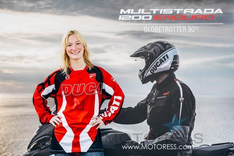 Ducati Globetrotter 90th - MOTORESS
