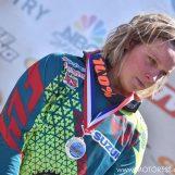 Mackenzie Tricker Win Ninth Round Women's Motocross Championship