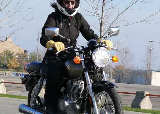 How to Keep Warm On Cold Weather Rides