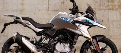 New BMW G310 GS Distinct Versatility for Everyday Riding