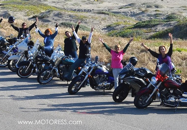 More Women Motorcycle Riders Than Ever on MOTORESS