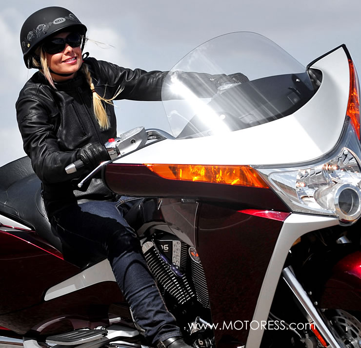 Victory Motorcycles on MOTORESS