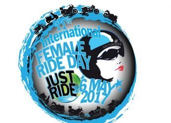 2017 International Female Ride Day Logo 11th Edition