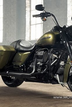 Harley-Davidson Road King Special Looks and Feels Completely Different