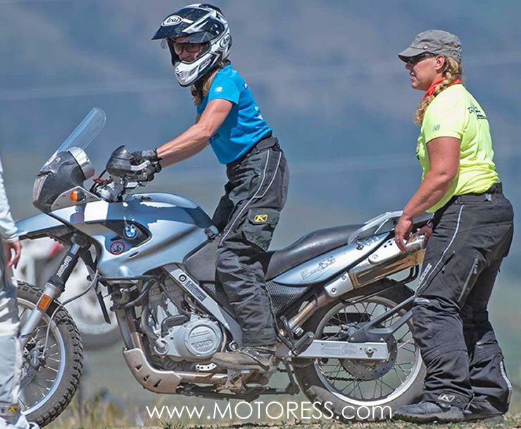 Adventure Rider Women's Rally via MOTORESS