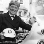 England's First Woman Motorcycle Cop Has Passed Away