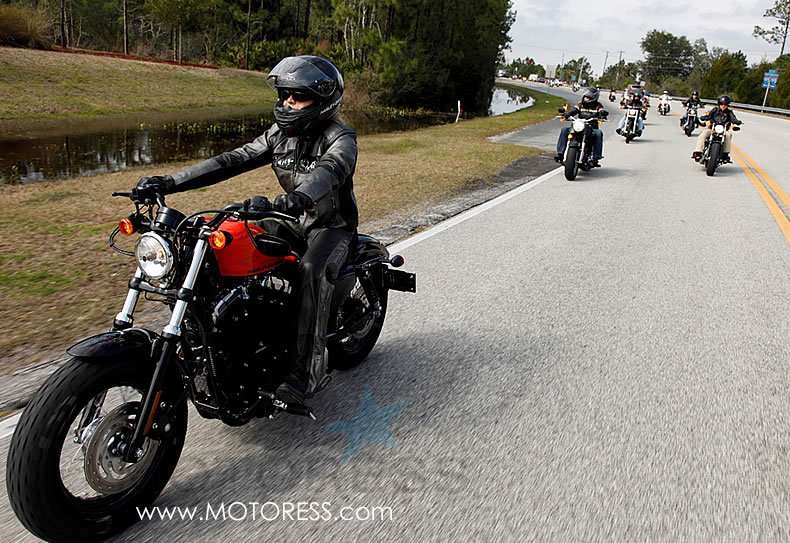 Harley-Davidson Rolls Into Daytona Bike Week - MOTORESS News