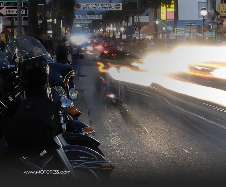 Harley-Davidson Rolls Into Daytona Bike Week - MOTORESS News
