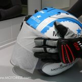Ten Motorcycle Helmet Care Tips