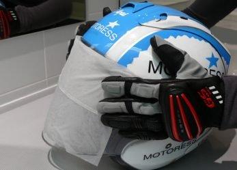 Ten Motorcycle Helmet Care Tips