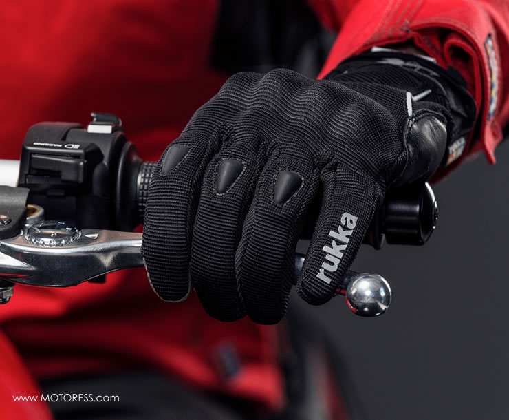 New Rukka Airi Summer Motorcycle Glove For Women on MOTORESS