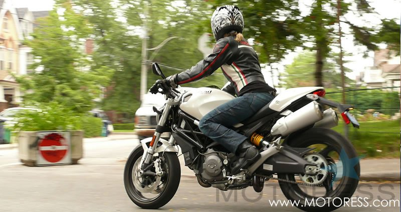 Six Fun and Fabulous Motorcycles for Women - MOTORESS
