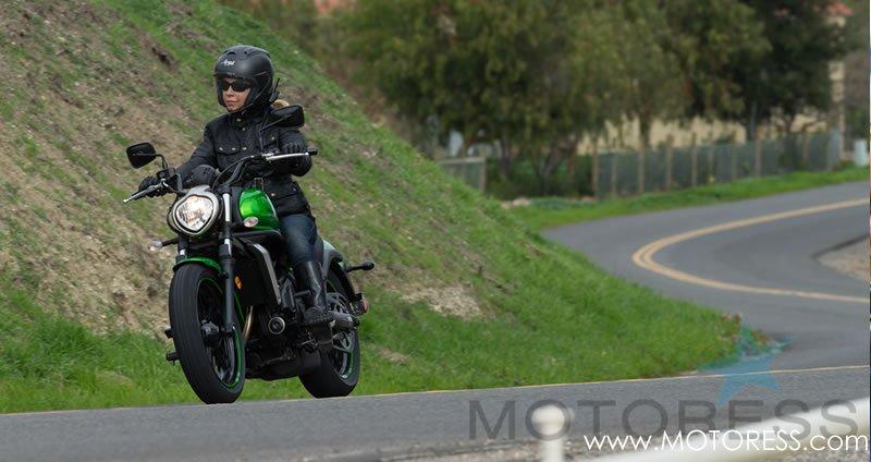 Six Fun and Fabulous Motorcycles for Women - MOTORESS