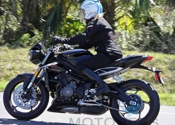 All New 2018 Triumph Street Triple RS Ride Review