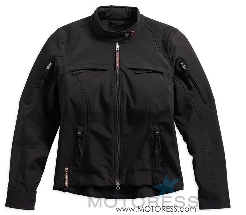 Harley-Davidson Esteem Women's Riding Jacket on MOTORESS