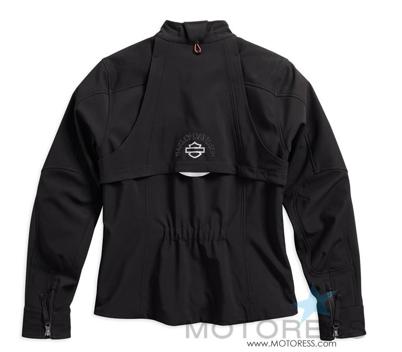 Harley-Davidson Esteem Women's Riding Jacket on MOTORESS