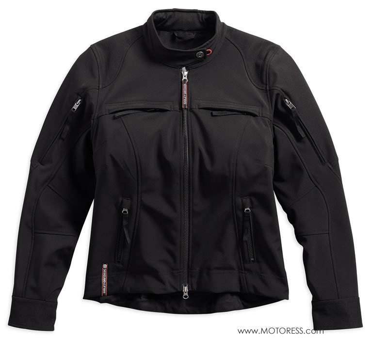 Harley-Davidson Women's Esteem Riding Jacket on MOTORESS