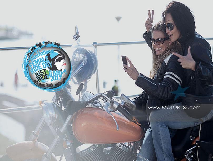 2017 International Female Ride Day Photo Contest - MOTORESSs