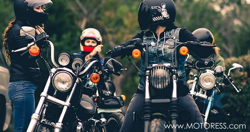 Wild Gypsy Tour on MOTORESS