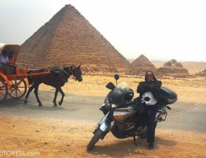International Female Ride Day Photo Contest Winner On Motoress