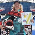 Mackenzie Tricker On Top at Thunder Valley Women's Motocross Championship Round Six Colorado